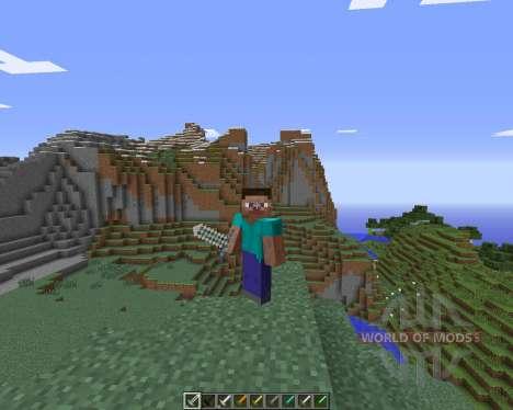 Custom Sword para Minecraft