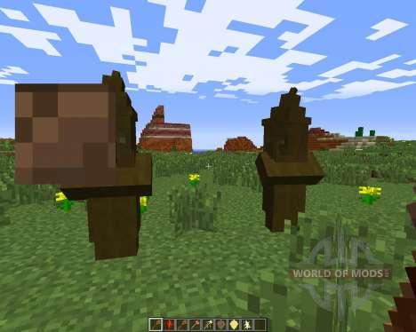 Elemental Witch para Minecraft