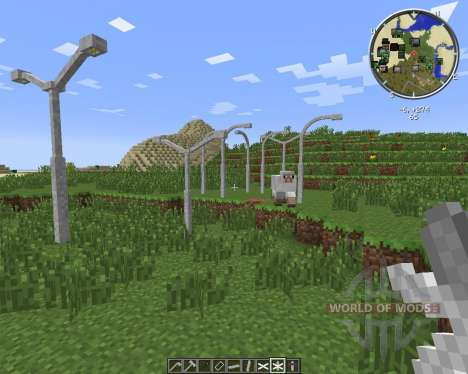Lamps And Traffic Lights para Minecraft