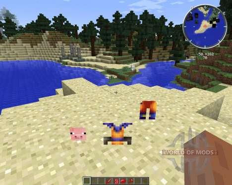 The Great Pigoku para Minecraft