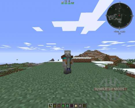 Mutant Creatures para Minecraft
