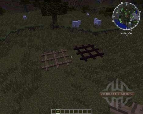 Lattice para Minecraft