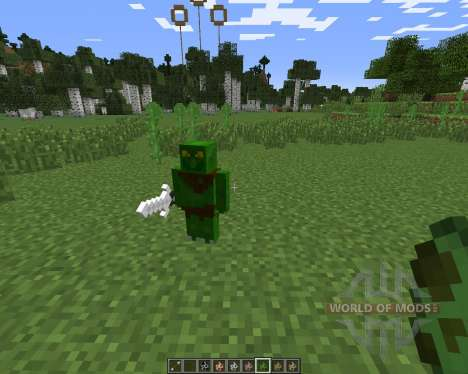 Goblins and Giants para Minecraft