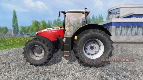 Massey Ferguson 8690 para Farming Simulator 2015