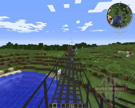 Catwalks para Minecraft