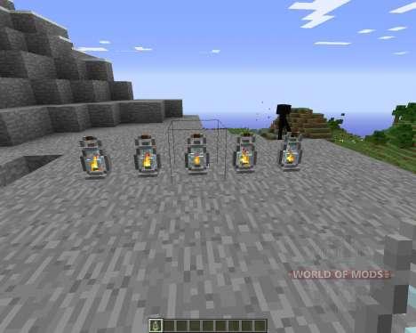 Lantern para Minecraft