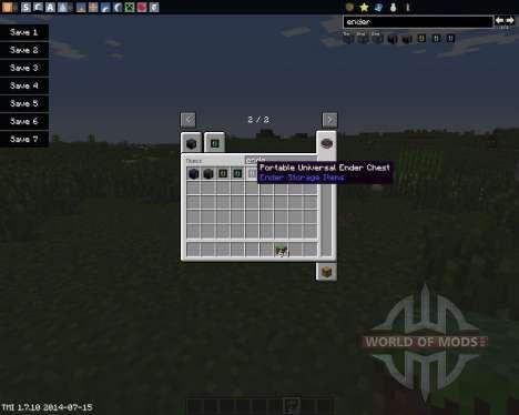 Ender Repositories para Minecraft