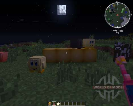 Kirby and Friends para Minecraft