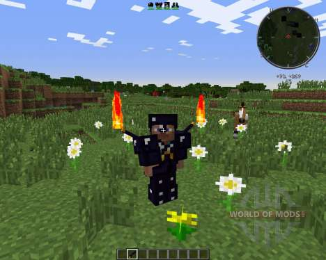 Emerald and Obsidian Tools para Minecraft