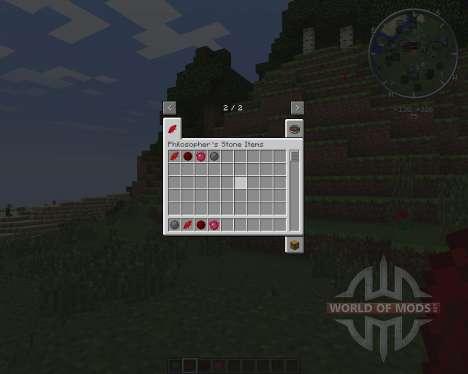 Philosophers Stone para Minecraft
