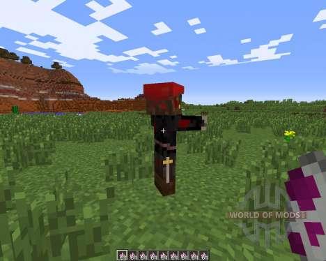More Herobrines para Minecraft