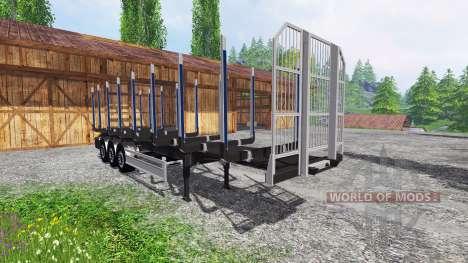 Fliegl Grume para Farming Simulator 2015