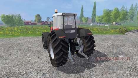 Massey Ferguson 8140 v2.0 para Farming Simulator 2015