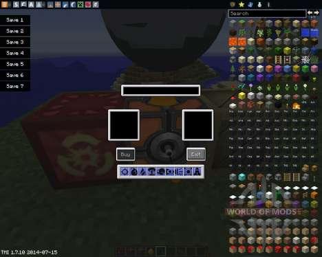 Ratchet and Clank para Minecraft