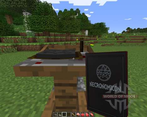 The Necromancy para Minecraft