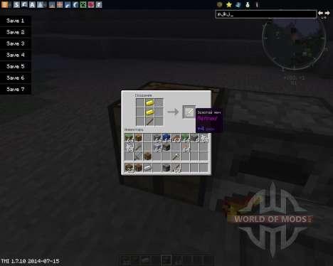 Simple Refinement para Minecraft