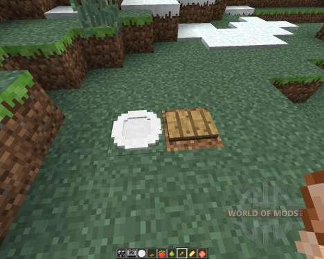 The Kitchen para Minecraft