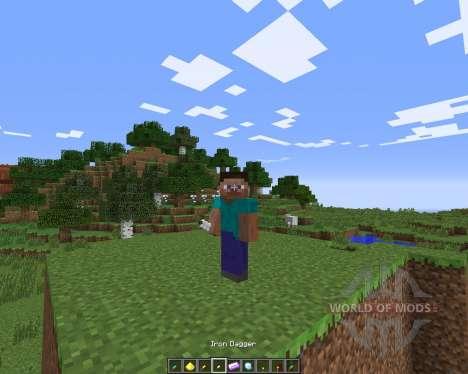 Half Stick para Minecraft