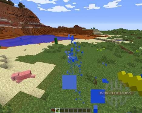 Water Gun para Minecraft