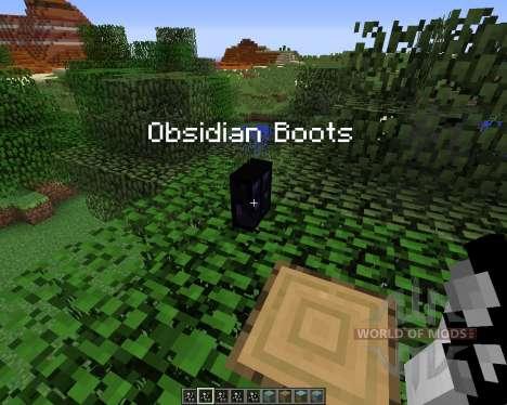 Mo Boots para Minecraft