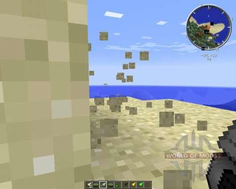 Super Multi-Drills para Minecraft