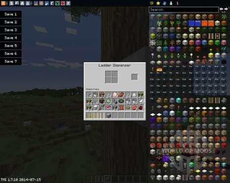 Ladders para Minecraft