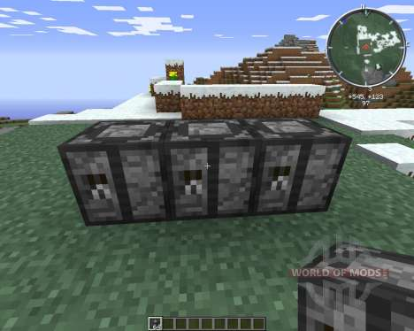 Uncrafting Table para Minecraft