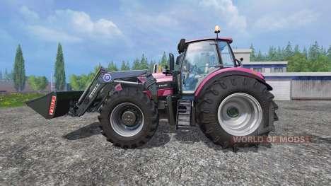 Deutz-Fahr Agrotron 7250 Forest Queen pink para Farming Simulator 2015