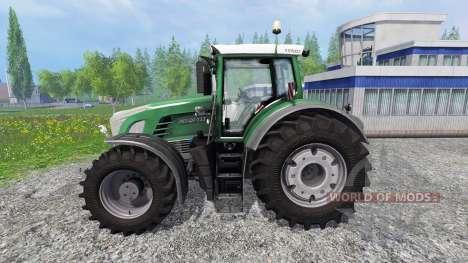 Fendt 933 Vario Profi para Farming Simulator 2015