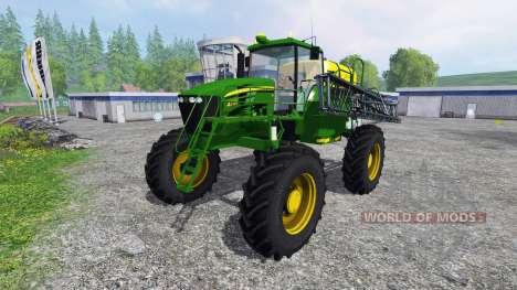 John Deere 4730 Sprayer v2.0 para Farming Simulator 2015