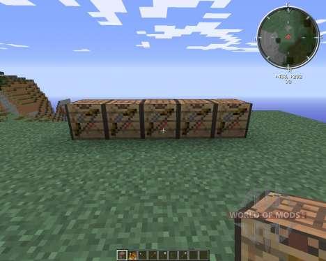 Lance para Minecraft
