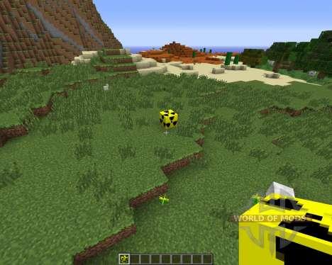 Nuclear Bomb para Minecraft