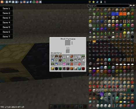 More Furnaces para Minecraft
