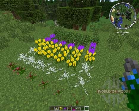 Plant Mega Pack para Minecraft