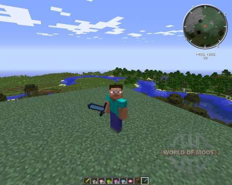 Colorful Tools para Minecraft