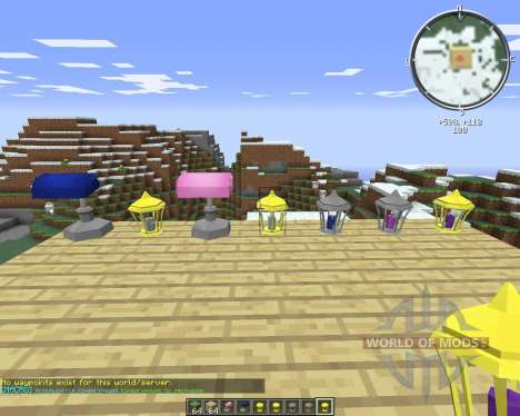 BiblioCraft para Minecraft