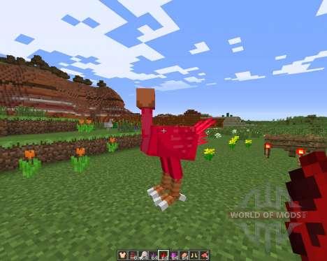 ChocoCraft para Minecraft