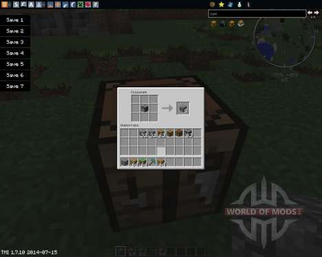 Blocks to Items para Minecraft