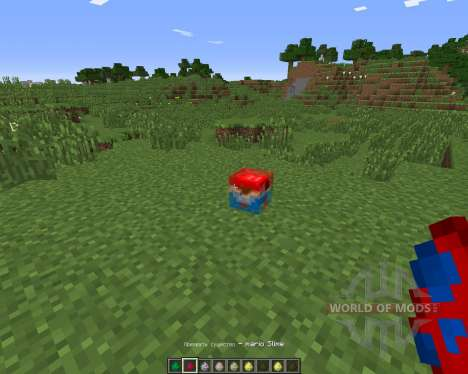 Slime Carnage para Minecraft