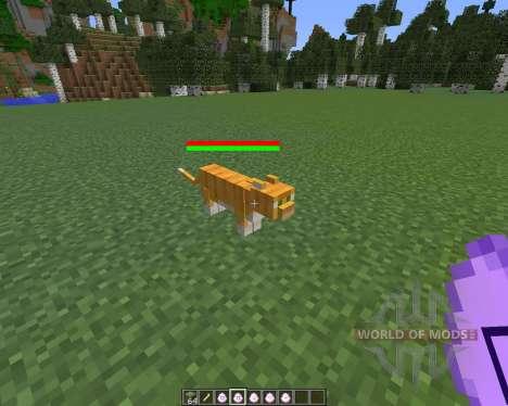 Useful (Battle) Pets para Minecraft