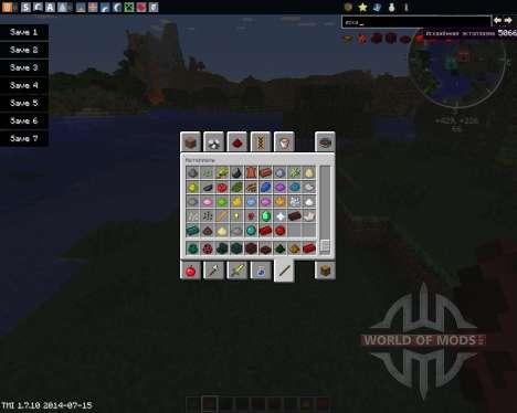 Stuff Worth Throwing para Minecraft