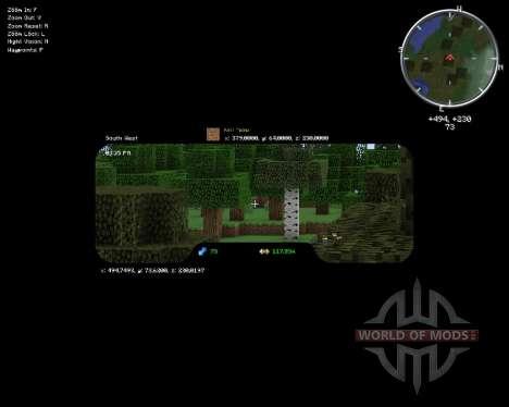Binocular para Minecraft