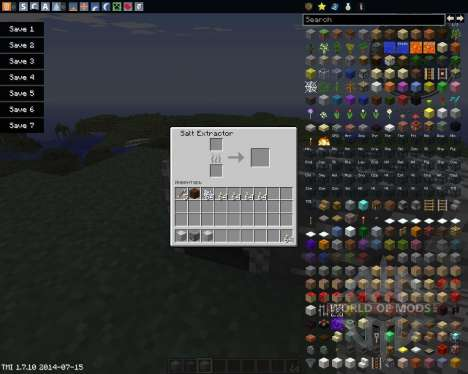 Salt para Minecraft
