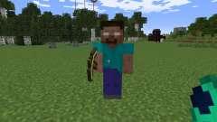 Herobrine para Minecraft