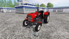 Ursus C-330 v1.1 red