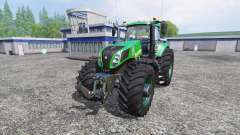 New Holland T8.320 620EVOX dark green v1.1