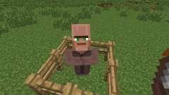 Villagers Nose para Minecraft