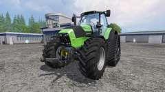 Deutz-Fahr Agrotron 7250 TTV FL QuadTrac