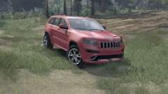 Jeep Grand Cherokee SRT8 para Spin Tires