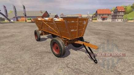 Seed Holzwagen v2.0 para Farming Simulator 2013